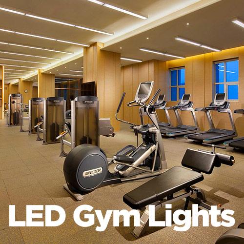 Led gym lights led flood lights